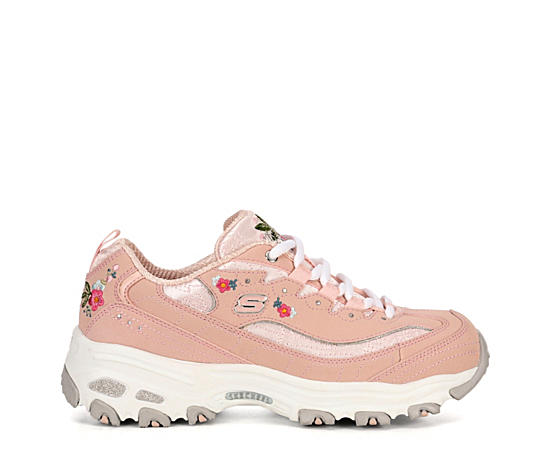 Womens Dlites Bright Blossoms