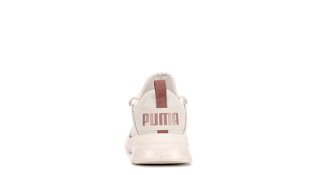 PUMA Womens Pacer Next Cage Met Speckle - OFF WHITE
