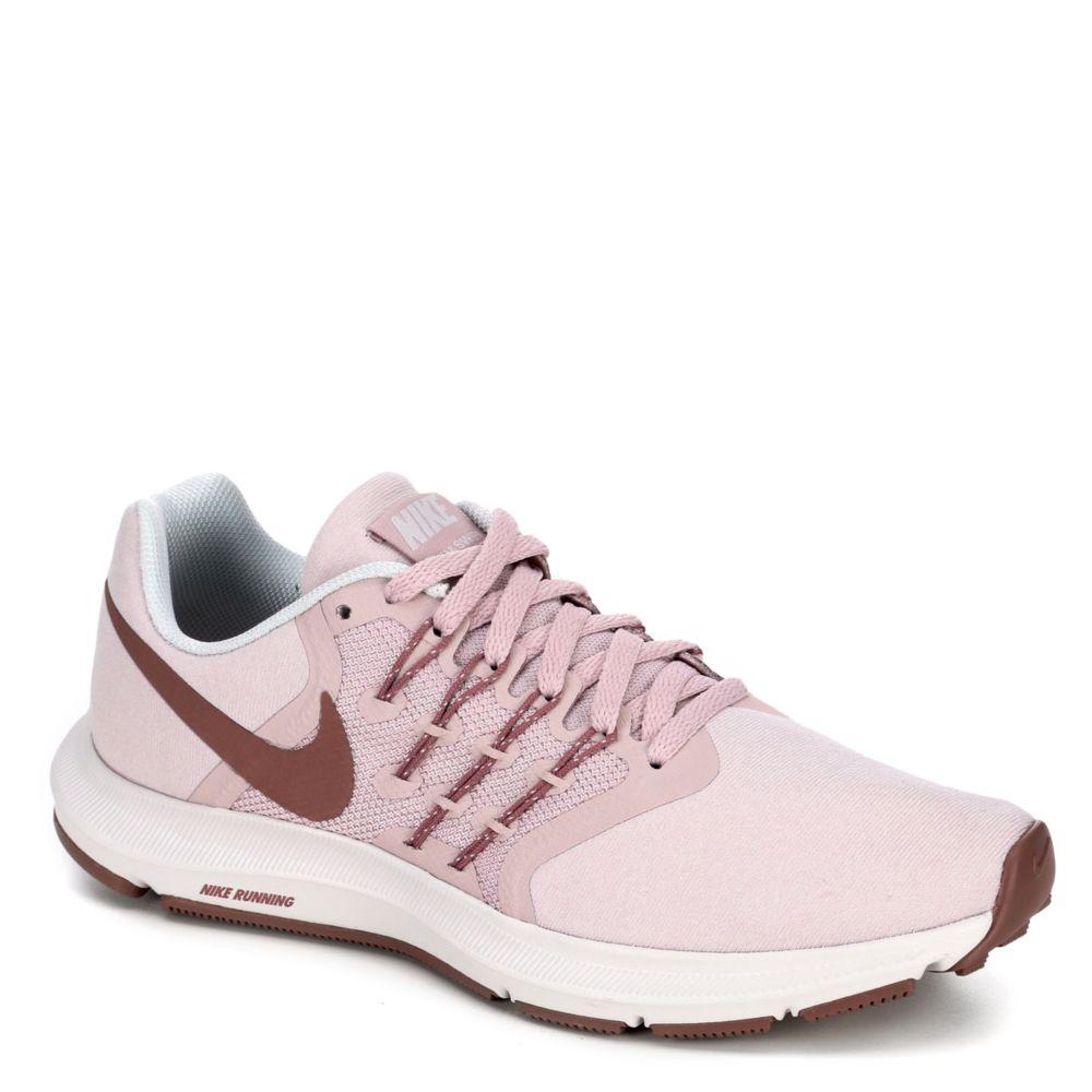 pink nike shoes women