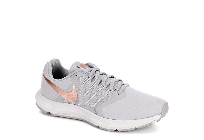 Grey Nike Womens Run Swift | Athletic | Rack Room Shoes