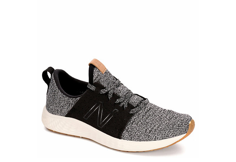 new balance womens black shoes