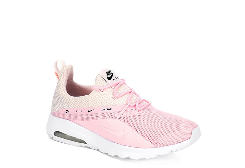 PINK NIKE Womens Air Max Motion Racer 2