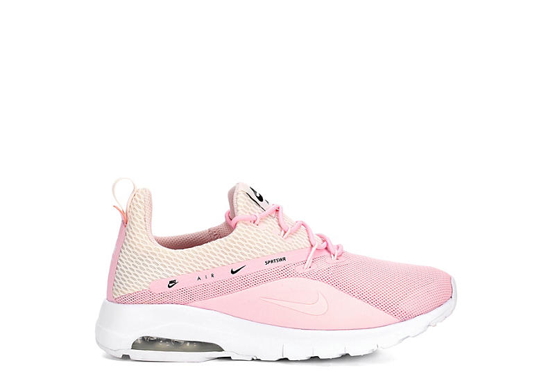NIKE Womens Air Max Motion Racer 2 - PINK