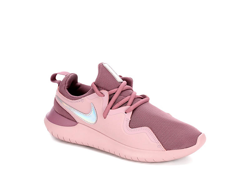 NIKE Womens Tessen Sneaker - PURPLE