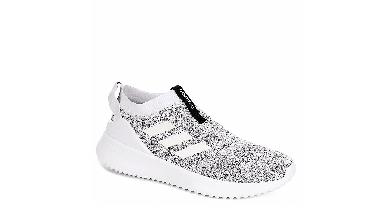 ADIDAS Womens Ultimafusion 2-tone Mesh - WHITE