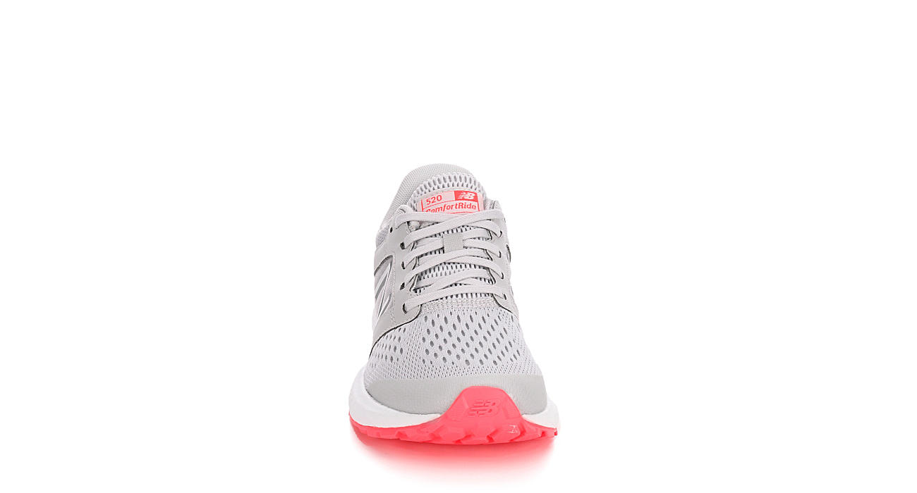 NEW BALANCE Womens W520 Wides Available - PALE GREY