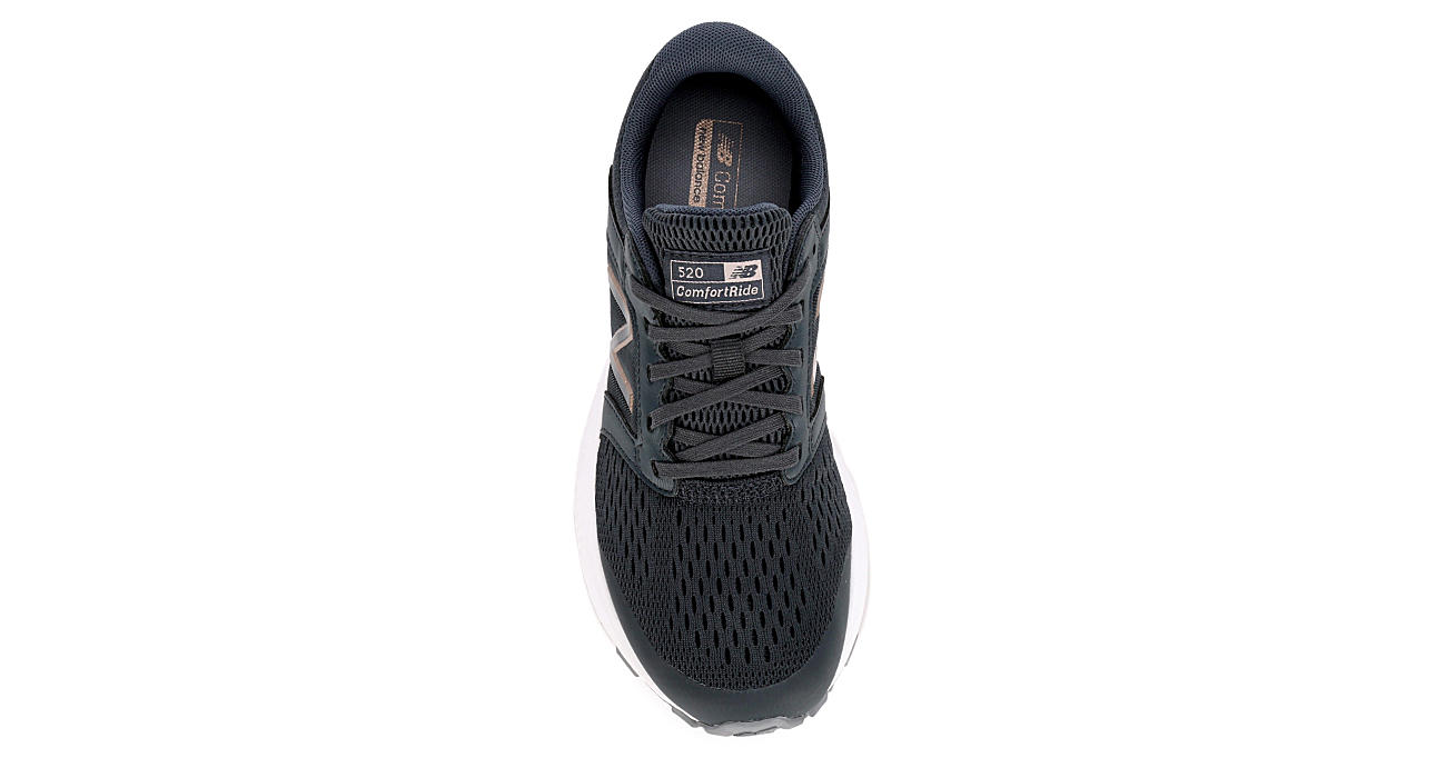 NEW BALANCE Womens W520 Wides Available - BLACK