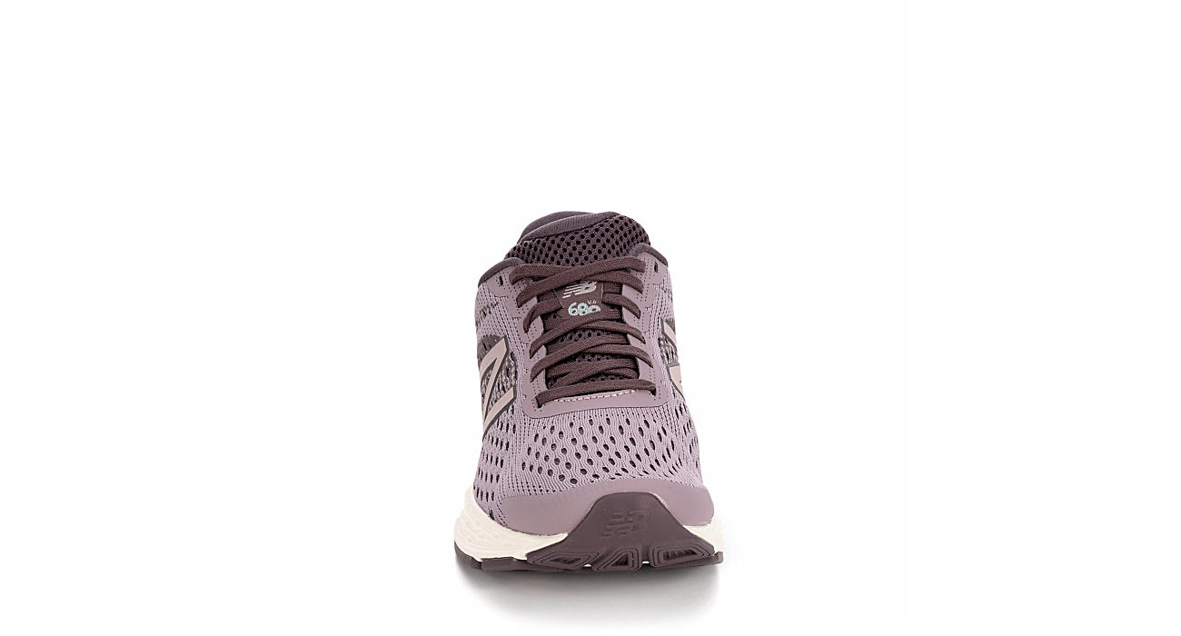 NEW BALANCE Womens W680 Wides Available - PURPLE