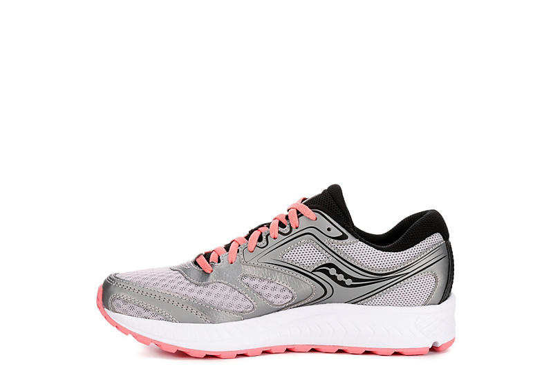 SAUCONY Womens Cohesion 12 - SILVER