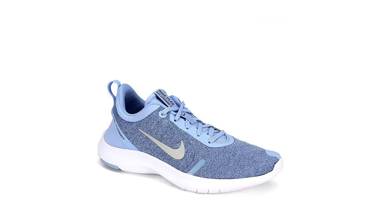 newest 4111b 21c5f Nike Womens Flex Experience Rn 8 - Pale Blue