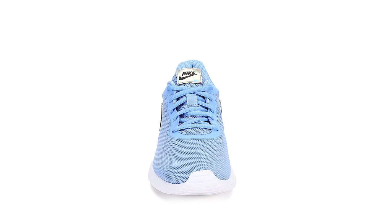 NIKE Womens Tanjun Metallic - PALE BLUE