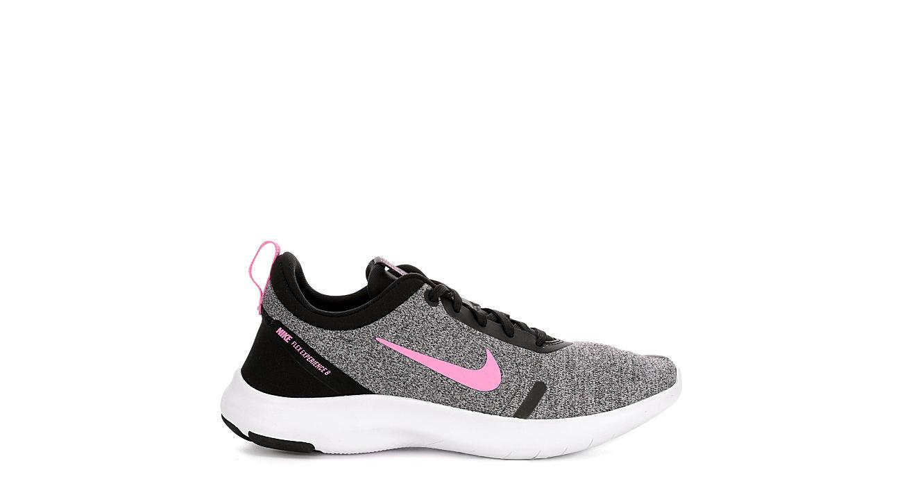 a4c6353eaf55c Platinum Nike Womens Flex Experience Rn 8 | Athletic | Rack Room Shoes