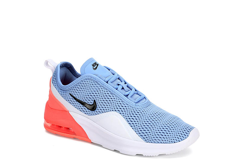 Nike Womens Air Max Motion 2 - Blue d4356be5f