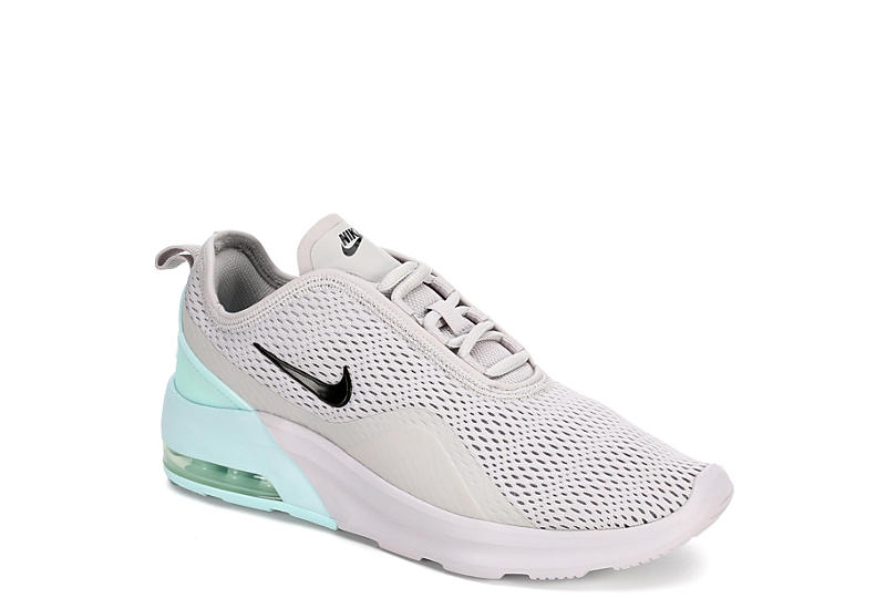 GREY NIKE Womens Air Max Motion 2
