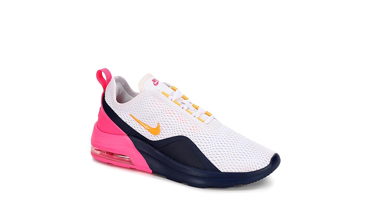 promo code 67034 d3596 Nike Womens Air Max Motion 2 - White