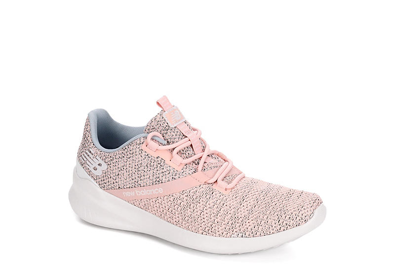 NEW BALANCE Womens District Run - PINK