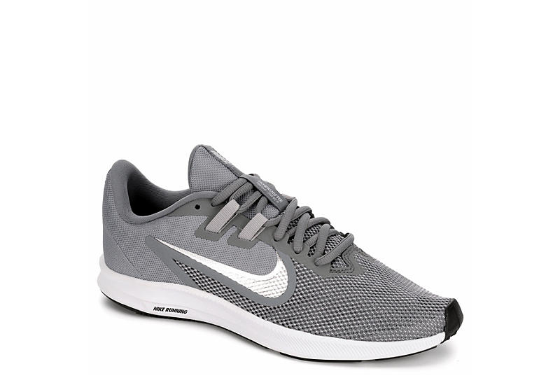 8f5c0c1008448 Grey Nike Womens Downshifter 9 | Athletic | Rack Room Shoes