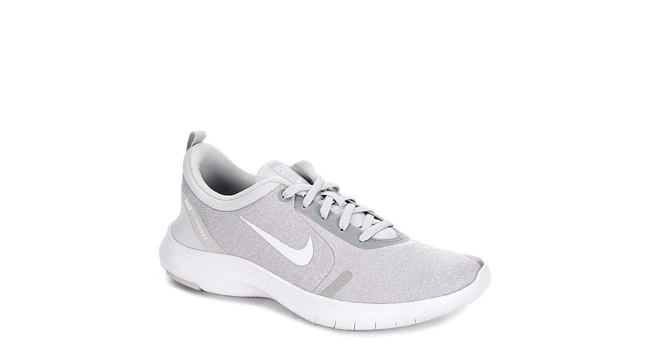 d4ac76bf3f569 White Nike Womens Flex Experience Rn 8 | Running | Rack Room Shoes