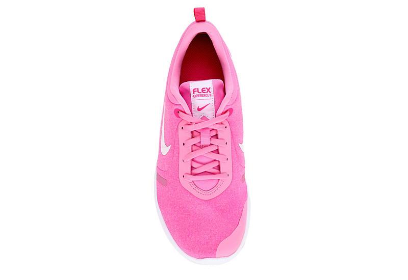 NIKE Womens Flex Exerience Rn 8 Running Shoe - PINK