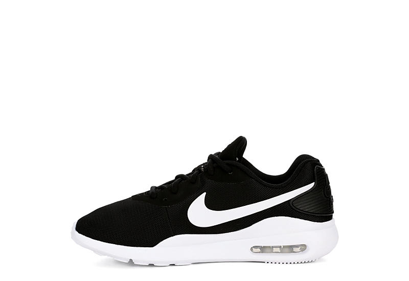 NIKE Womens Air Max Oketo - BLACK