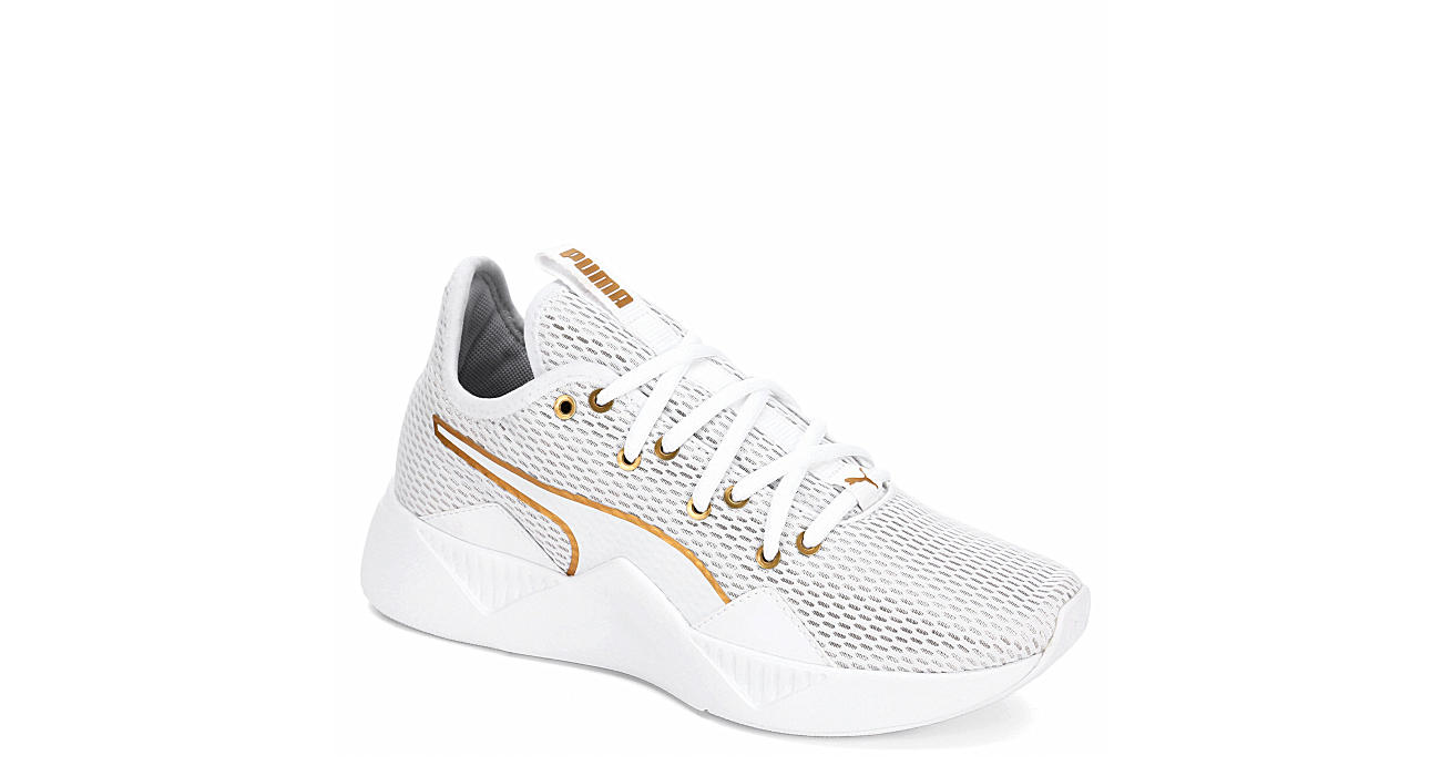 PUMA Womens Incite Nu - WHITE