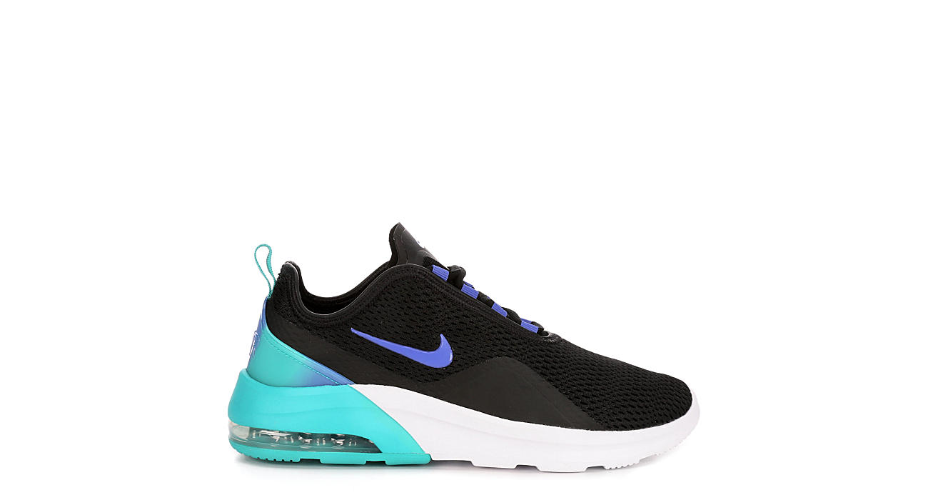 NIKE Womens Air Max Motion 2 - BLACK