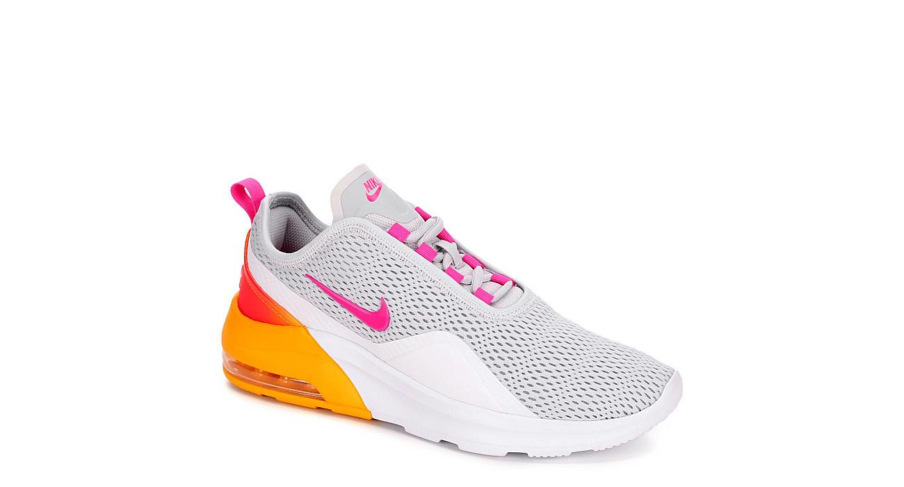 Nike Womens Air Max Motion 2 Silver