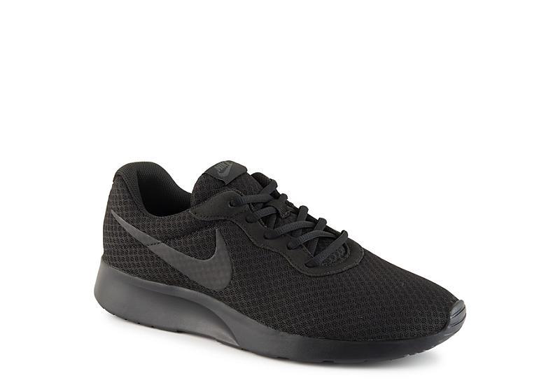 Nike running shoes for men all black