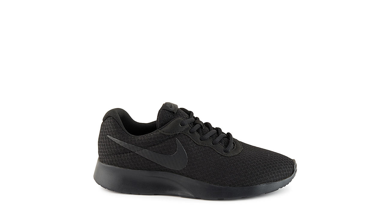 on sale 5bfed 23e16 Nike Mens Tanjun - Black