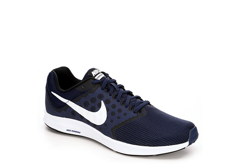 bdaebd6e2be0 Navy Nike Downshifter 7 Men s Running Shoes