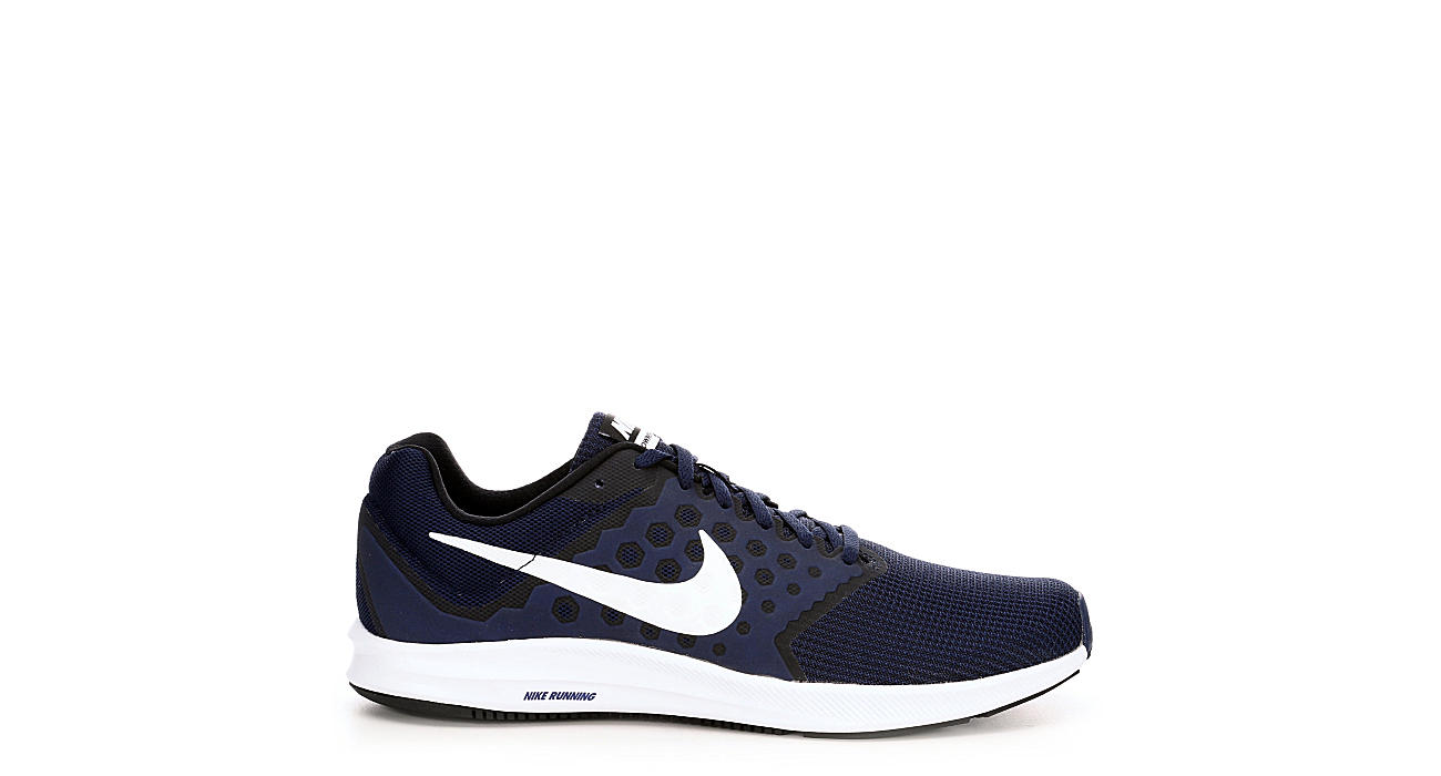 1dcce16453c4 Navy Nike Downshifter 7 Men s Running Shoes
