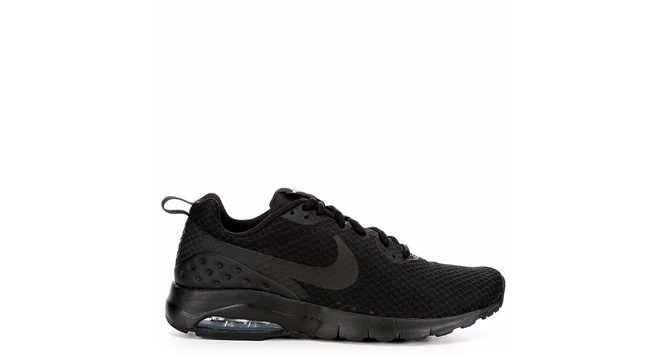 0c8b633b26f28 All Black Nike Air Max Motion LW Men s Sneakers