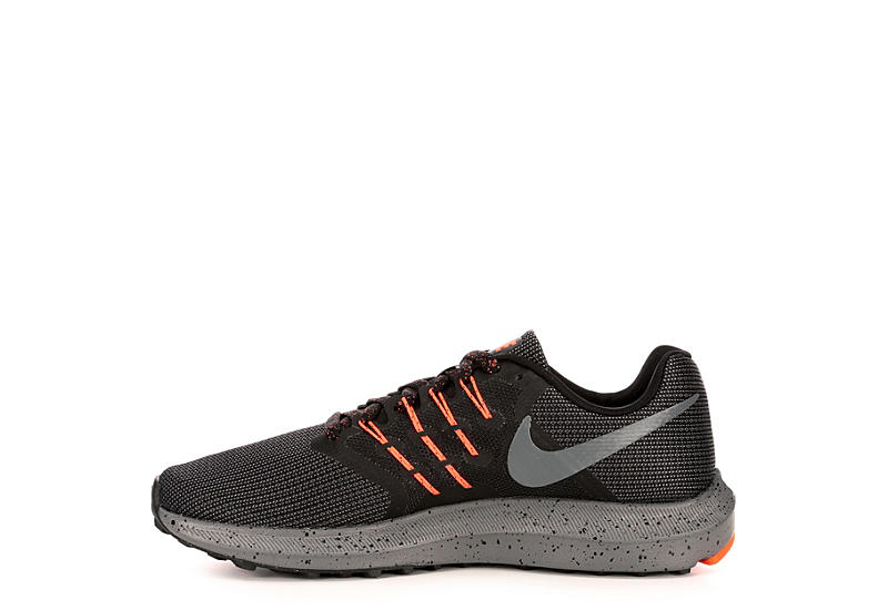 NIKE Mens Run Swift Trail - BLACK