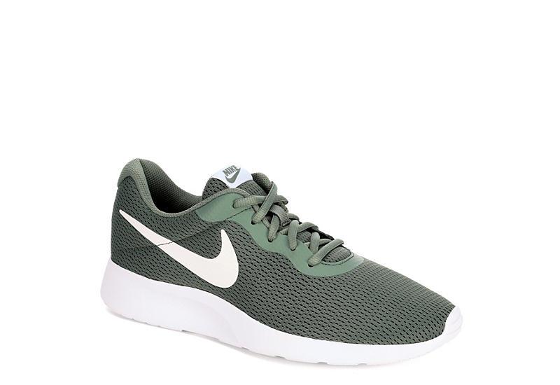 Pale Green Nike Tanjun Men s Running Shoes  4083900c5cf5