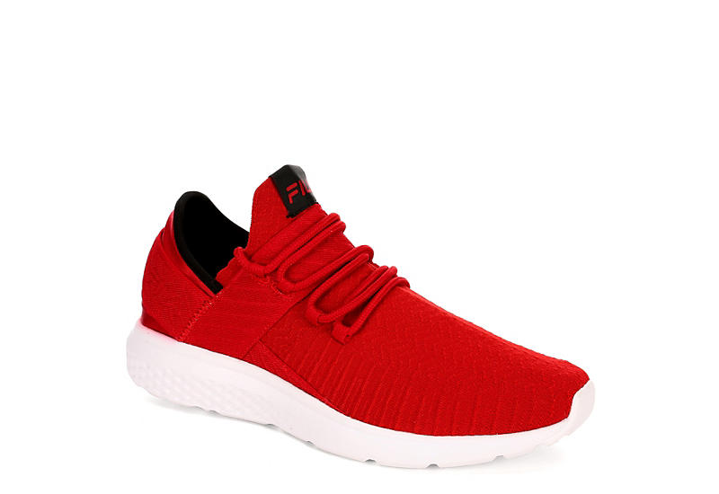 818a2b4d042f Fila Mens Fondato 3 - Red
