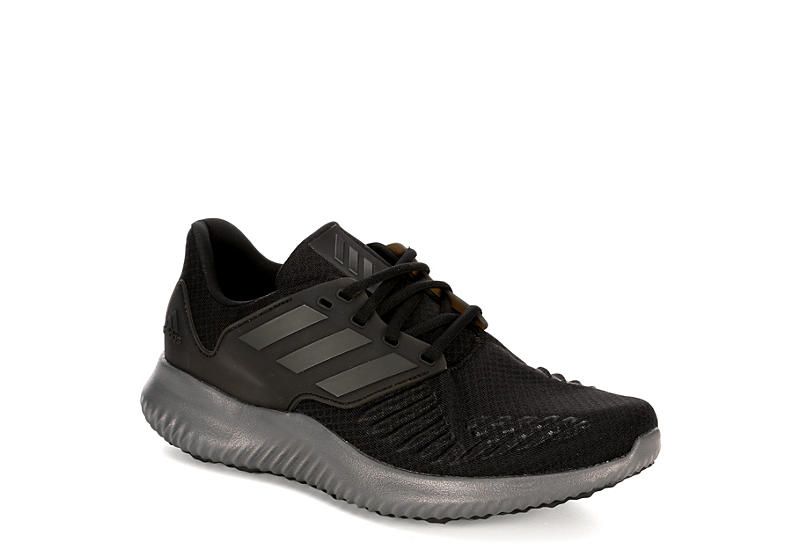 df7e5ad75ab69 Black Adidas Mens Alpha Bounce Rc 2