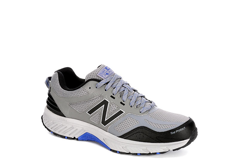 44fe08462a9bca New Balance Mens Mt510 - Dark Grey