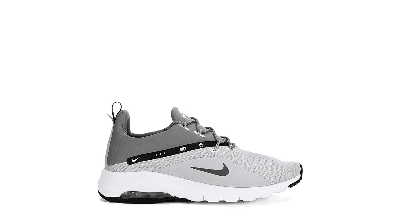 the latest c5519 d1c10 Nike Mens Air Max Motion Racer 2 - Grey