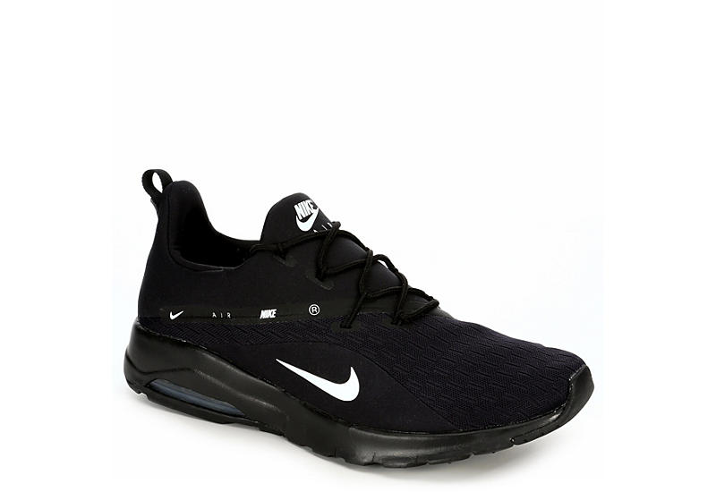 premium selection fdb73 45cc2 Nike Mens Air Max Motion Racer 2 - Black