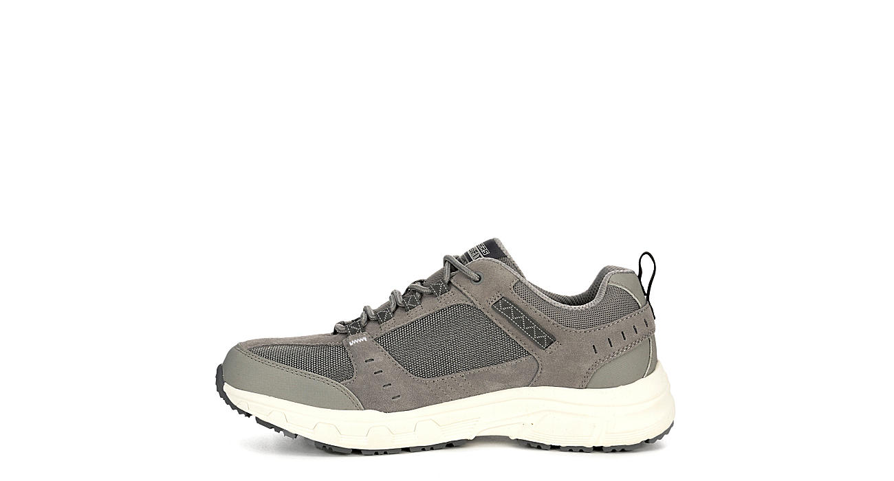 9017d4a89cb Skechers Mens Oak Canyon - Grey