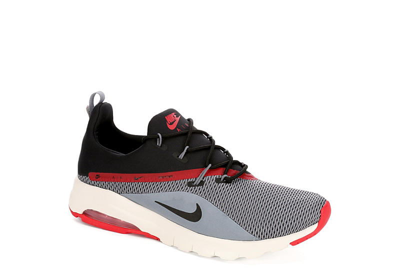 bb3cf0e031 Grey Nike Mens Air Max Motion Racer 2 | Athletic | Rack Room Shoes