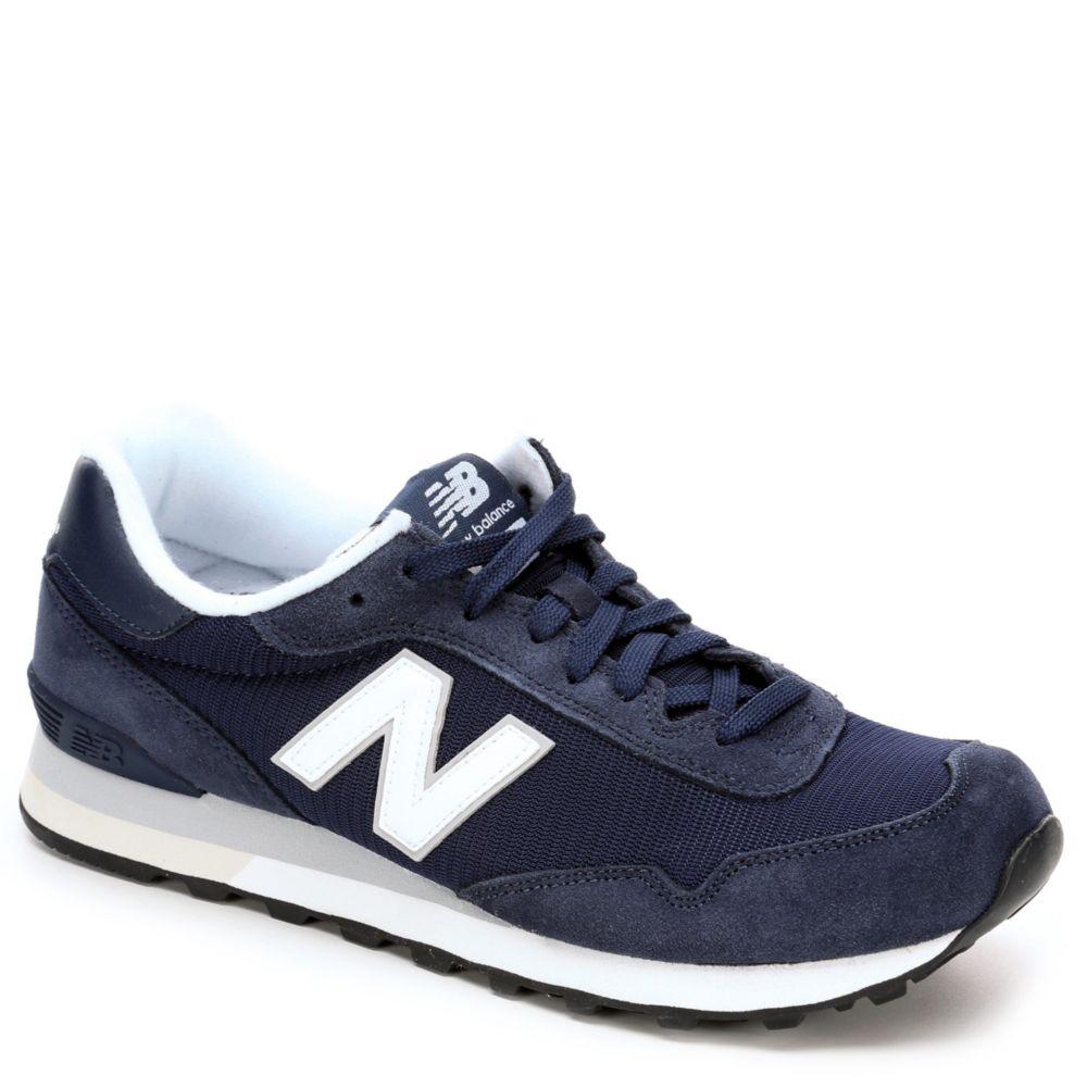mens new balance shoes blue
