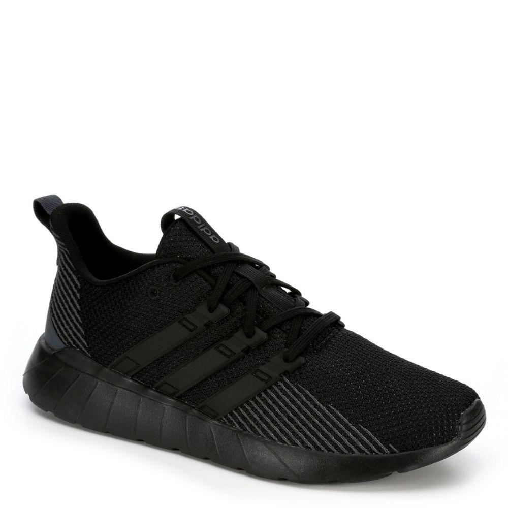 adidas sneakers men black