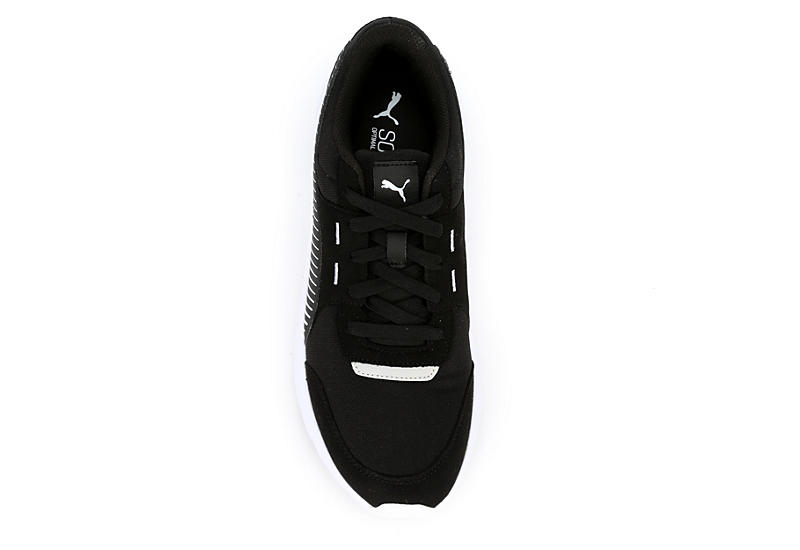 PUMA Mens Future Runner - BLACK