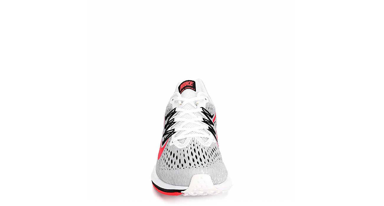 NIKE Mens Zoom Winflo 5 - WHITE