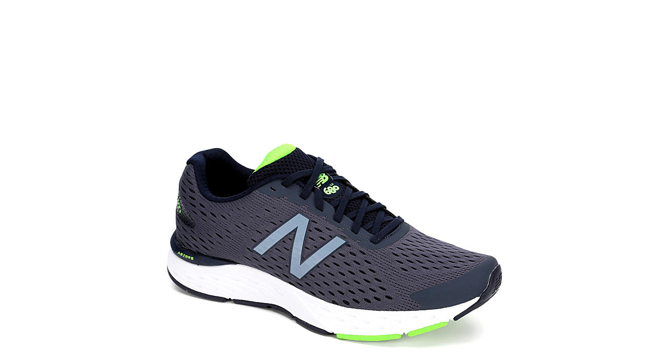 NEW BALANCE Mens M680v6 - BLUE