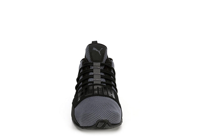 PUMA Mens Cell Regulate Sneaker - BLACK