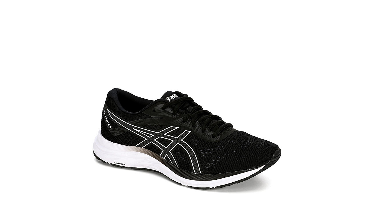 ASICS Mens Gel Excite 6 - BLACK