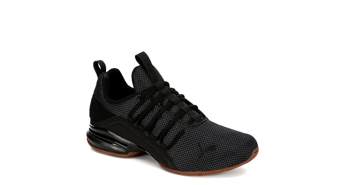 PUMA Mens Axelion - BLACK