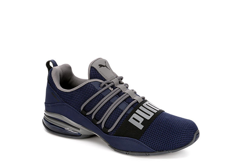 100a510434a Blue Puma Mens Cell Regulate | Athletic | Rack Room Shoes